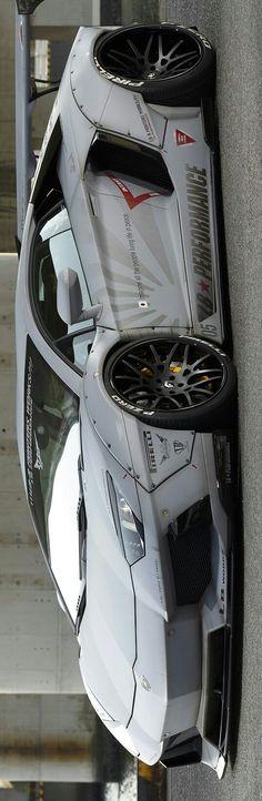 Lamborghini Aventador by Levon