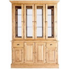 Dining rooms pelican bay china cabinet dining rooms for Comedores en franklin