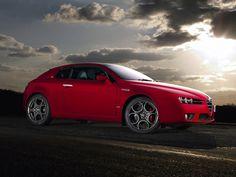 Alfa Romeo Brera S (2009)