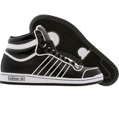 3444272ca9a Adidas Top Ten High Pearl 30 (black1 / white / black1) G16765 - $74.99
