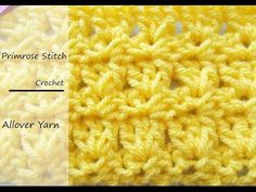 Cozy Cluster Crochet Stitch - YouTube