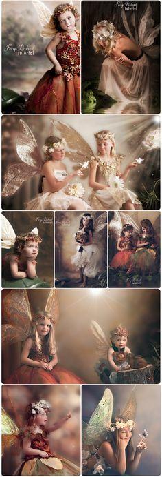 Fairy Portraits