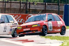 Peugeot 106 Rallye - Campionato Italiano Velocità Turismo - Monza (1994)