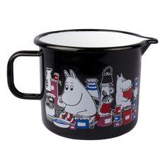 Mixing Bowls, Moomin, Ceramic Bowls, Scandinavian Design, Bowl Set, Enamel, Ceramics, Mugs, Tableware