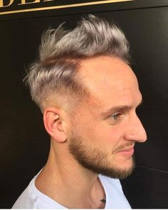 Marvelous Crazy Haircuts For Blad Man Crazy Hairstyles For Man Pinterest Hairstyle Inspiration Daily Dogsangcom