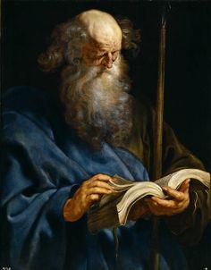 """""""Santo Tomás"""", Rubens (1610-1612)"""