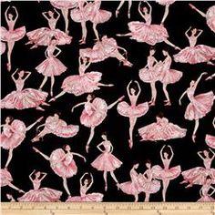 Kanvas Tiny Dancer Prima Ballerina Black