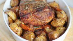 Incredible Boneless Pork Roast With Vegetables Recipe - Genius Kitchen