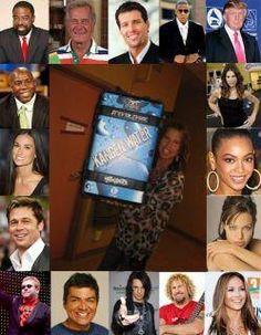 Celebrities that use KANGEN WATER