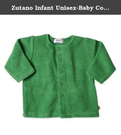 Zutano Infant Unisex-Baby Cozie Fleece Jacket, Apple, 18 Months. A favorite of parents now available in smaller sizes. This wonderful cozie fleece jacket is the perfect layering piece, warm enough to cover up on chilly days and lightweight enough to not add too much bulk for car seats and stroller straps. Imported.