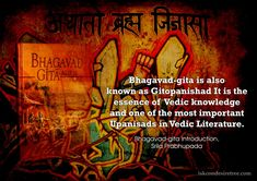 Srila Prabhupada on Significance of Bhagavad Gita