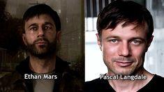 """Pascal Langdale es Ethan Mars en """"Heavy Rain"""""""