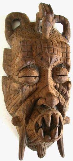 Tribal african art