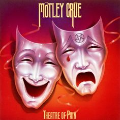 Carátulas de música Frontal de Motley Crue - Theatre Of Pain (Special Edition). Portada cover Frontal de Motley Crue - Theatre Of Pain (Special Edition) Lp Vinyl, Vinyl Records, Motley Crue Albums, Heavy Metal, Rock And Roll, Rock Album Covers, Pochette Album, Metal Albums, 80s Rock