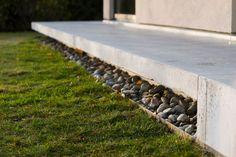 Tommesensvei 8 - detail concrete terrace