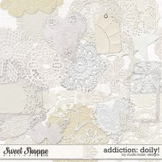 Addiction: Doily! by Studio Basic