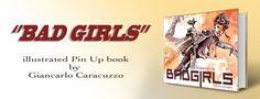 BAD GIRLS, illustrated Pin Up book | Indiegogo