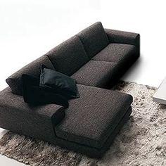 Sillon Esquinero Rinconero Sofa Living Linea Premium 2,30m