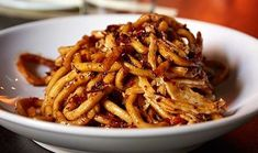 KYLIE KWONG'S STIR-FRIED HOKKIEN NOODLES WITH CHILLI SAUCE AND CHINESE – Furi