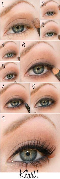 50 makeup tutorials for green eyes - amazing green eye makeup tutorials for work for prom for weddings for every day easy step by step diy guide for beautiful natural look- thegoddess.com/makeup-tutorials-green-eyes #amazingeyemakeup
