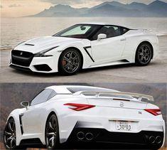2016 #Nissan #GTR #Hybrid Concept
