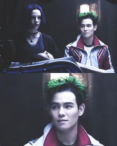 Get a guy who looks at Rachel like Gar does 😩😍 Ryan Potter, Harry Potter, Titans Tv Series, Teen Titans Love, Halloween Raven, Raven Beast Boy, Garfield, Bbrae, Dc Memes