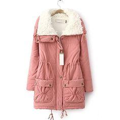 Zeagoo Damen Thicken Fleece Kunstpelz Warmen Wintermantel Zeagoo http://www.amazon.de/dp/B00NAVU8RQ/ref=cm_sw_r_pi_dp_YYvNub08RFHNN