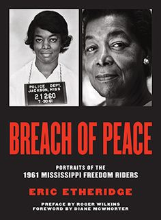 """Breach of Peace"" (2008 ) by Eric Etheridge is one of the most beautiful books I have ever seen. It just came out in May. It has the black-and-white pictures the police in Jackson, Miss…"