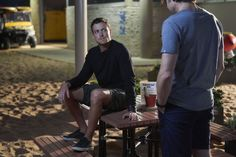 Ben Astoni tries to advise Dean Thompson in Home and Away Home And Away Spoilers, Engage In Conversation, Feeling Down, Irene, Shit Happens, Dean, Pictures, Boys, Summer