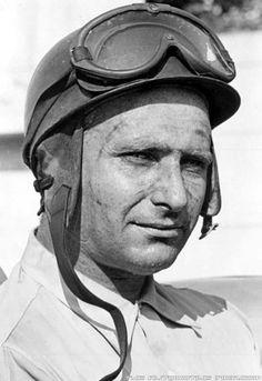 Juan Manuel Fangio; 6/24/1911 - 7/17/1995 (84) Balcarce, Argentina
