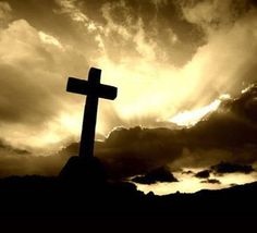 Easter has nothing to do with eggs; it is about an empty cross; a risen Christ.