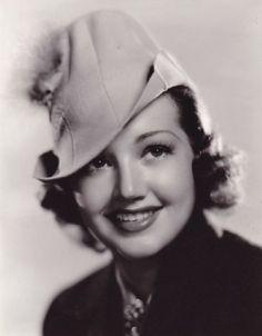 mis actrices preferidas — Arline Judge (Bridgeport, Connecticut,... Jayne Mansfield, Judy Garland, West Hollywood, Hollywood Stars, Marilyn Monroe, Bridgeport Connecticut, Glamour, 1930s, Actresses