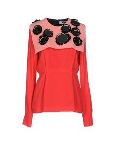 MSGM Blouse. #msgm #cloth #dress #top #skirt #pant #coat #jacket #jecket #beachwear #