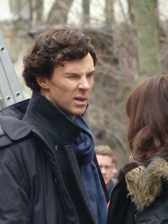 TheDeductionGod : Benedict Cumberbatch, Sherlock S3.