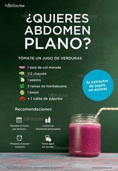 Jugos de verduras http://www.habitos.mx/wp-content/uploads/2015/02/Jugos-de-vegetales-para-perder-grasa.pdf