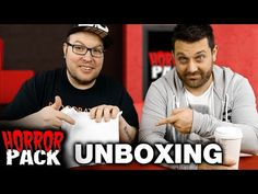 Horror Pack February 2016 Unboxing! - Horror Movie Subscription Box - YouTube