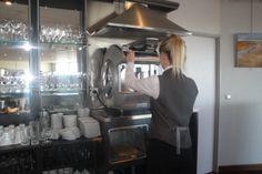 Du doigté au percolateur pour un café bien serré