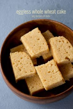 mawa cake recipe with step by step photos. rich & nutritious eggless mawa cake made with mawa (evaporated milk) and whole wheat flour/atta. Eggless Desserts, Eggless Recipes, Eggless Baking, Easy Cake Recipes, Baking Recipes, Snack Recipes, Dessert Recipes, Baking Substitutions, Flour Recipes
