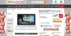 Boulanger Solde le chromebook hp11