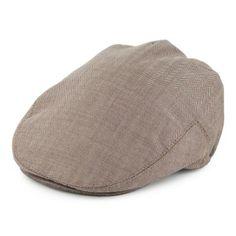 Gubbkeps / Flat cap - Jaxon Chicago Flat Cap (bronze)