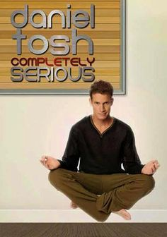 Daniel Tosh- definitely irreverent but toootally hilarious