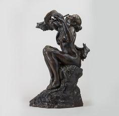 Camille CLAUDEL  (1864-1943)  La Sirène ou La Joueuse de flûte