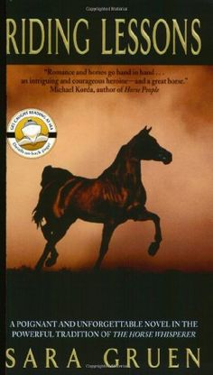 Riding Lessons - favorite horse book