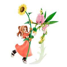 Crunchyroll - Mimi Tachikawa & Lillymon G.E.M. Series Figure - Digimon…