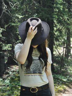 thefoxandfern #hat #boho #lyricculture