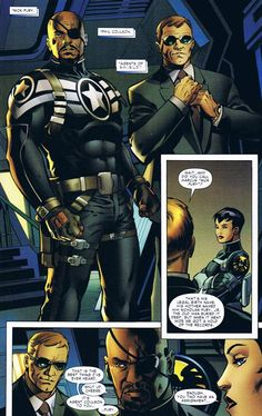 Agent Coulson Comic | Finally… Phil Coulson has made it into the Marvel Comics Universe.
