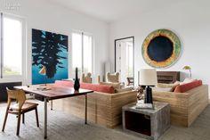 Self-Portrait with Furniture: Pierre Yovanovitch's Paris Apartment