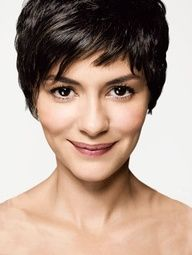 audrey tatous pixie cut. |Pinned from PinTo for iPad|