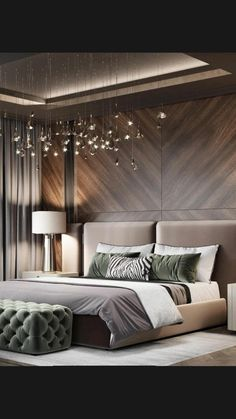 Tiny Bedroom Design, Bedroom False Ceiling Design, Hotel Room Design, Master Bedroom Interior, Bedroom Wall Designs, Indian Bedroom Decor, Home Decor Bedroom, Bedroom Furniture, 4 Bedroom House Plans