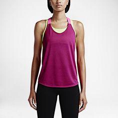 Nike Elastika Solid Women's Training Tank Top. Nike Store